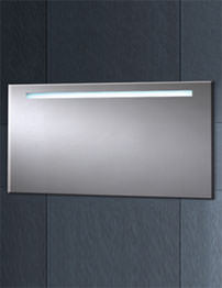 Phoenix Pluto LED Mirror With Demister Pad 600mm x 1200mm