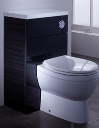 Roper Rhodes Envy Back To Wall WC Unit Pack