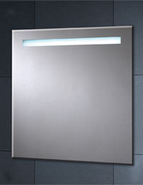 Phoenix Pluto LED Mirror With Demister Pad 600 x 600mm