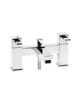 Roper Rhodes Factor Deck Mounted Bath Shower Mixer Tap