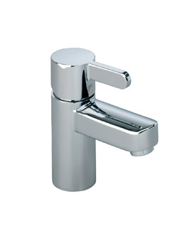 Roper Rhodes Insight Mini Basin Mixer Tap With Click Waste