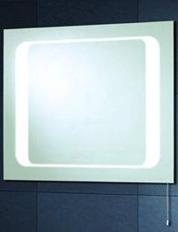 Phoenix Back Lit Illuminated Mirror 750 x 650mm