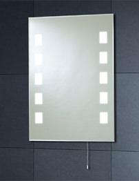Phoenix Calisto Illuminated Back Lit Mirror 700 x 500mm