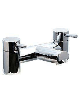 Phoenix PL Series Deck Mounted Bath Filler Tap Chrome