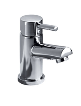 Roper Rhodes Storm Mini Basin Mixer Tap Without Click Waste