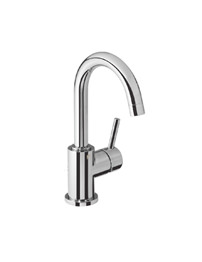 Roper Rhodes Storm Side Action Basin Mixer Tap With Click Waste