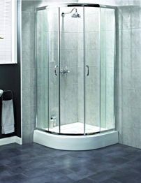 Aqualux Shine Quadrant Shower Enclosure 900mm x 900mm