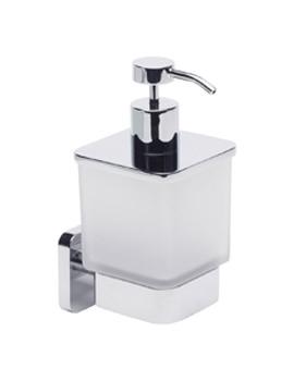 Roper Rhodes Ignite Frosted Glass Soap Dispenser