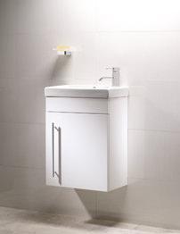 Roper Rhodes Esta White Finished Wash Unit And Ceramic Basin