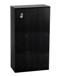 Phoenix Zola Negro Back To Wall Unit 800 x 500mm