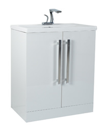 Phoenix Meno Base Unit And Basin 870 x 820mm