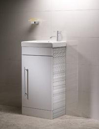 Roper Rhodes Esta Quartz Finished Wash Unit With Ceramic Basin