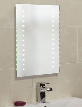 Roper Rhodes Clarity Atom LED Mirror