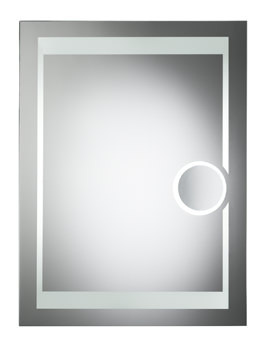 Roper Rhodes Clarity Corona Backlit Mirror
