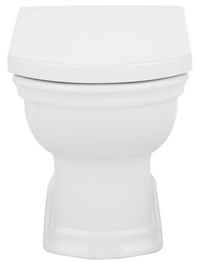 Balterley Majestic Back To Wall WC Including Concealed Cistern
