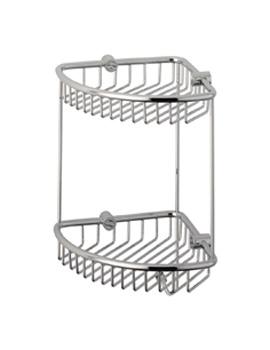 Roper Rhodes Sigma Double Corner Basket