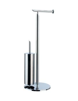 Roper Rhodes Degree Toilet Roll And Toilet Brush Holder