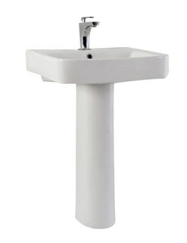 Phoenix Forma Dee Basin And Pedestal 560mm