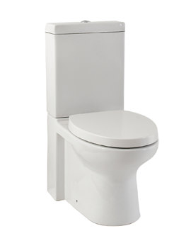 Forma Phoenix WC With Cistern And Luxury Soft Close Seat 650mm