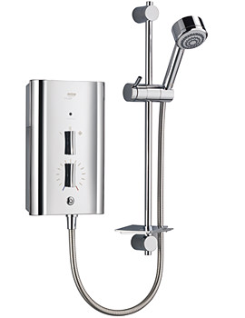 Mira Escape Thermostatic Electric Shower 9.0KW Chrome