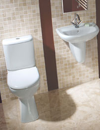 Balterley Vision Cloakroom Suite