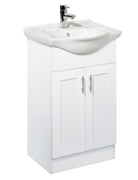 Roper Rhodes New England 500mm White Freestanding Unit