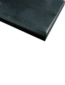 Roper Rhodes 1224mm Black Laminate Worktop
