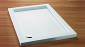 55 Rectangular Shower Trays