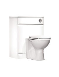 Roper Rhodes Mirage 620mm Back To Wall WC Unit