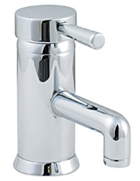 Balterley Mode Chrome Basin Mixer Tap With Click-Clack Waste