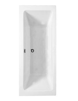 Phoenix Rectangularo 5 Double Ended Bath 1800 x 800mm