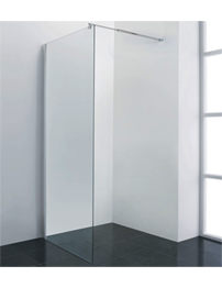 Manhattan New Era 900mm Wetroom Corner Glass Panel