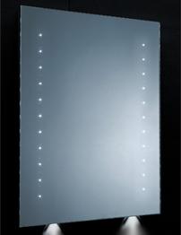 Aquadart Tahara 600 x 800mm High LED Mirror