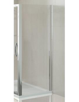 Aquadart Venturi 8 700mm x 1900mm Side Panel For Shower Enclosure