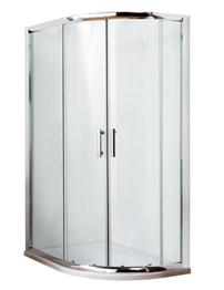 Lauren Pacific Offset Quadrant Shower Enclosure 1200 x 800mm