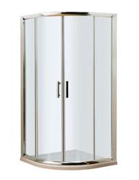 Lauren Pacific Quadrant Shower Enclosure 800 x 800mm