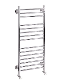 Heritage Dolebury Traditional Ladder Heated Towel Rail 575 x 1255mm