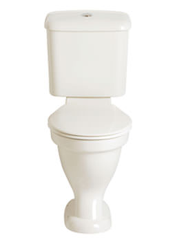 Heritage Belmonte Close Coupled Comfort Height WC And Cistern