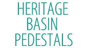 Basin Pedestals