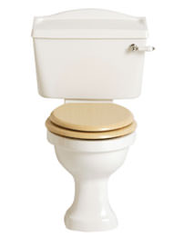 Heritage Rhyland Close Coupled WC And Cistern