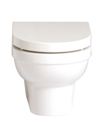 Heritage Zaar Wall Hung WC