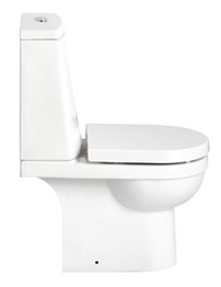 Heritage Zaar Easy Plumb Close Coupled WC And Cistern