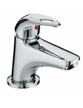 Bristan Java Miniature Basin Mixer Tap With Pop-Up Waste