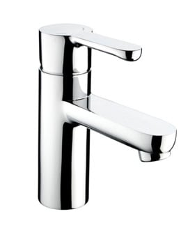 Bristan Nero Basin Mixer Tap Without Waste