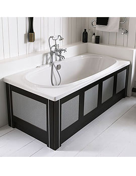 Imperial Windsor Luxury Double Ended Acrylic Bath 1695 x 800mm