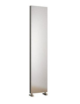 Reina Juno Satin Finish 400 x 1800mm Stainless Steel Radiator