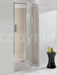 Simpsons Edge 1000mm Pivot Shower Door