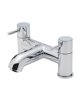 Tre Mercati Milan Pillar Bath Filler Tap