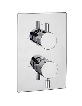 Tre Mercati Milan Concealed Thermostatic Shower Valve