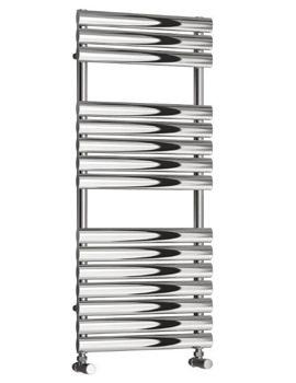 Reina Helin Polished Stainless Steel Designer Radiator 500 x 1535mm